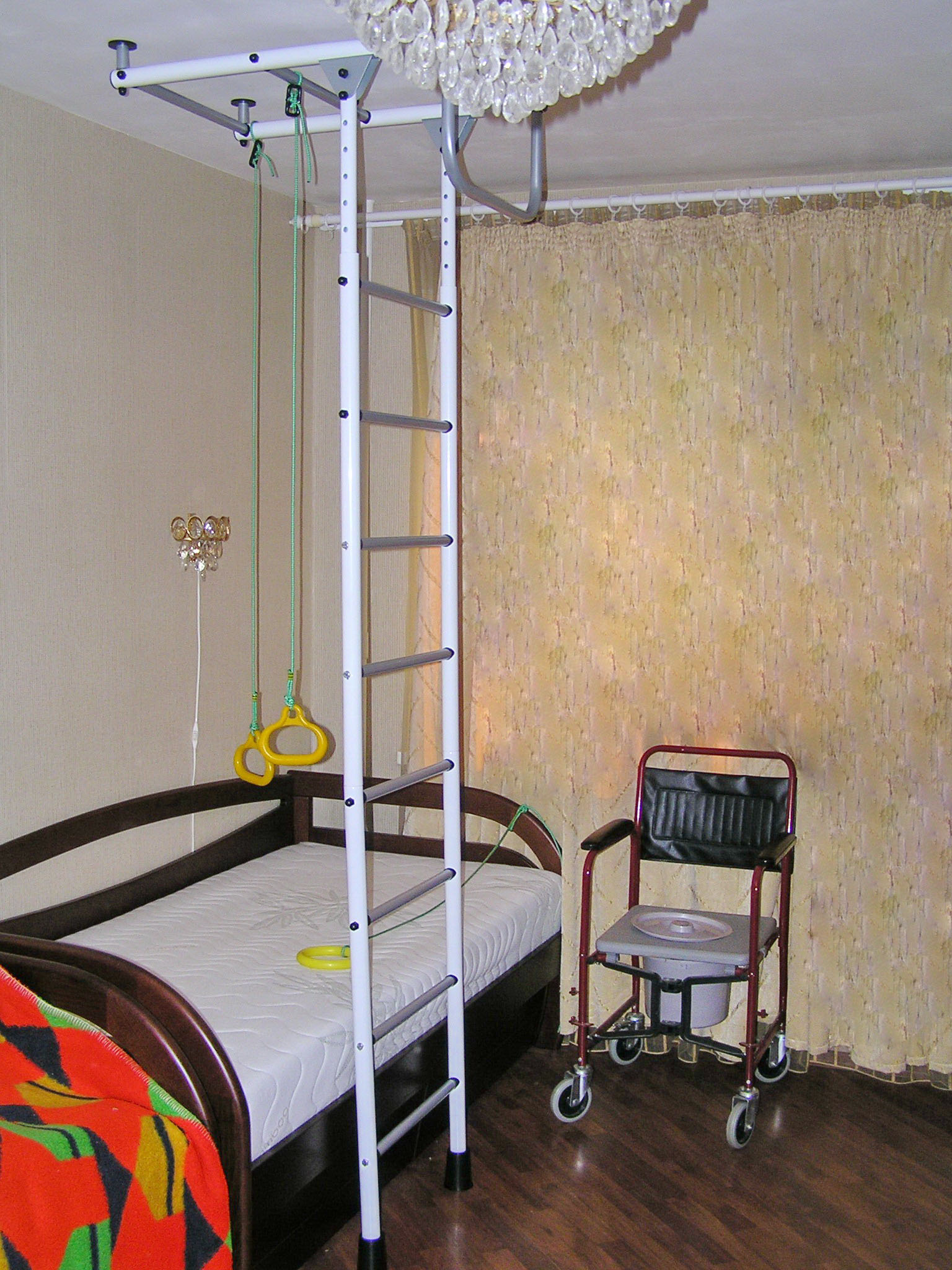 Подъемник для лежачих больных своими руками фото 391